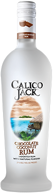 Calico Jack Rum Chocolate Coconut